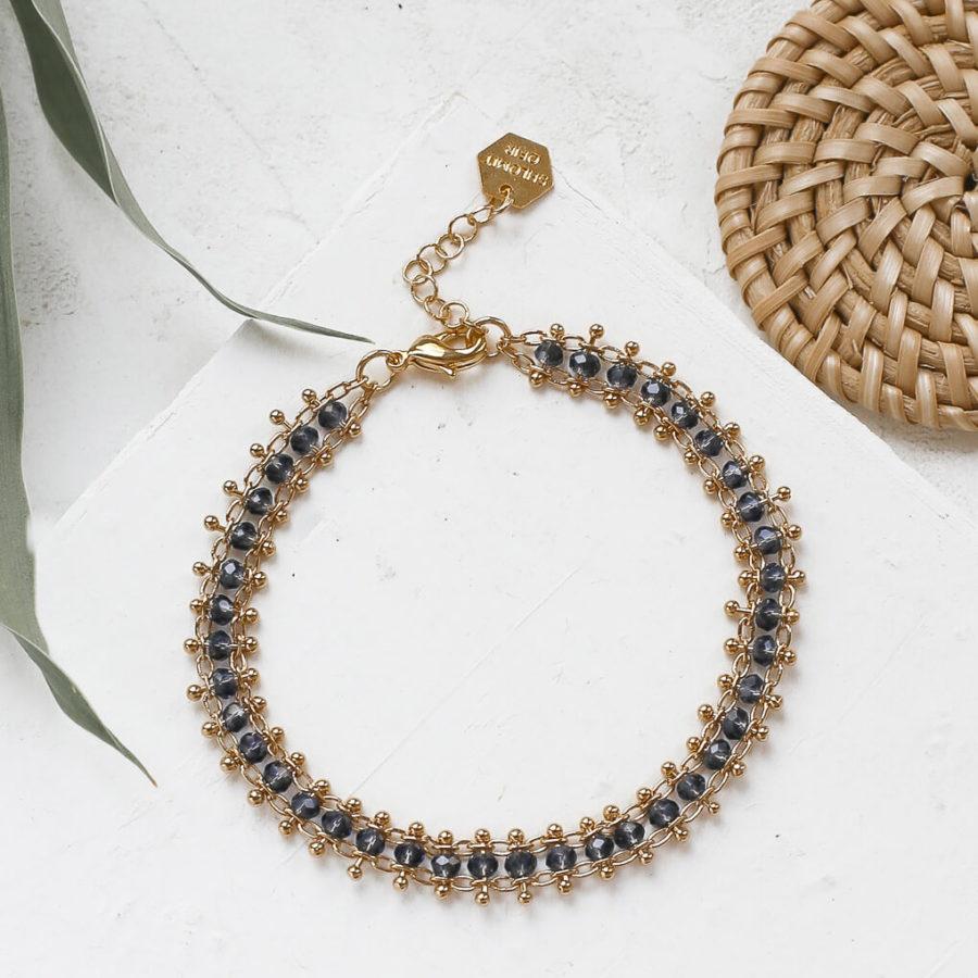 Bracelet Nia Shlomit Ofir bleu