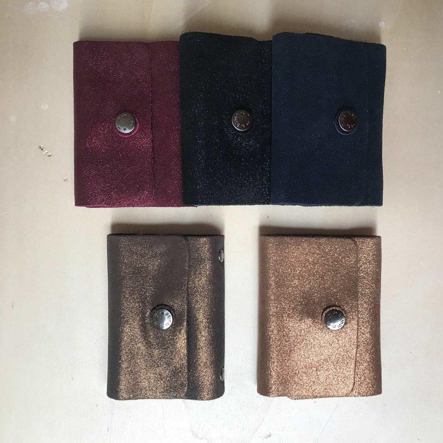 Porte cartes Maud couleurs