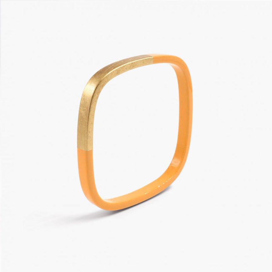 Bracelet Karen Pagil Blaja abricot