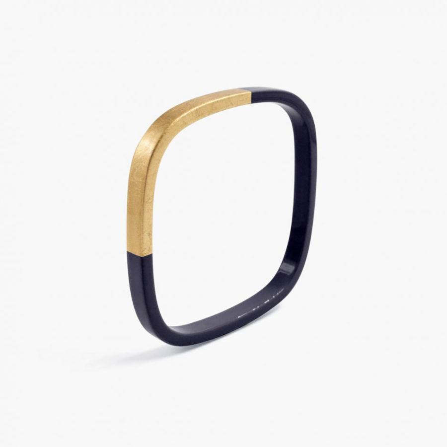 Bracelet Karen Pagil Blaja noir