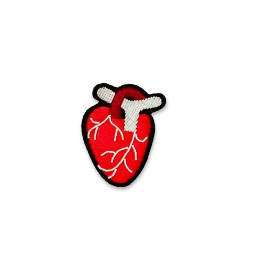 Broches Heart