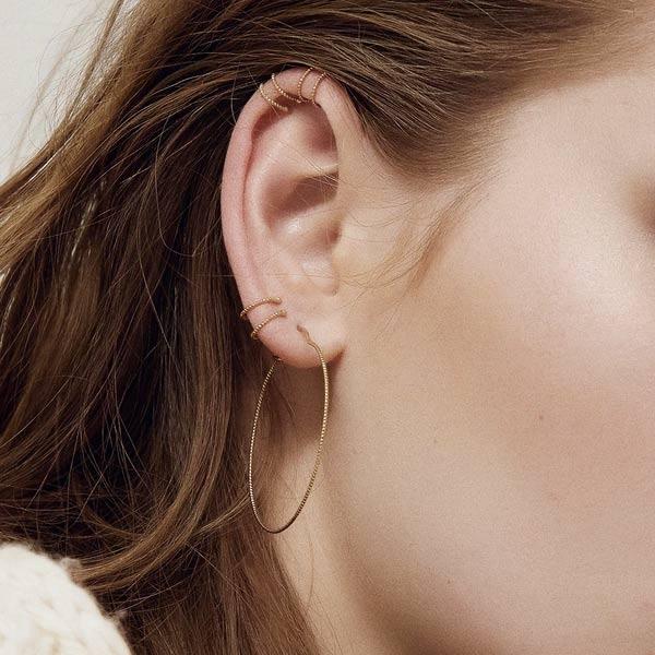 bijou d'oreille piercing