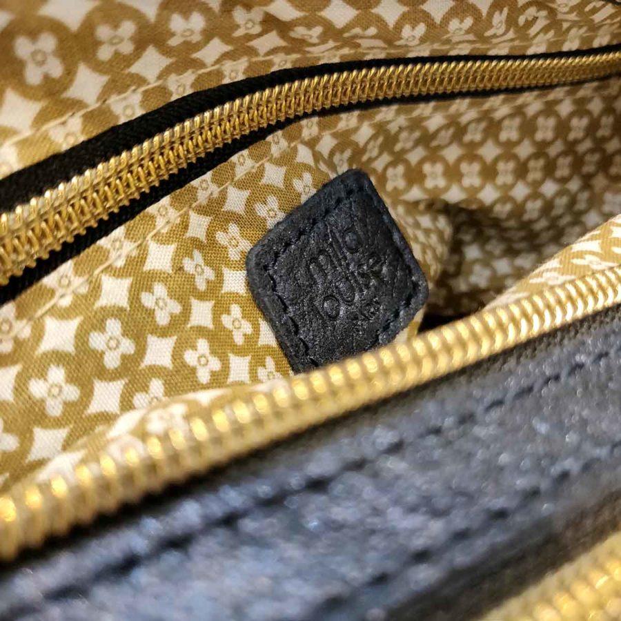 Sac MAMA Mila Louise textile et cuir