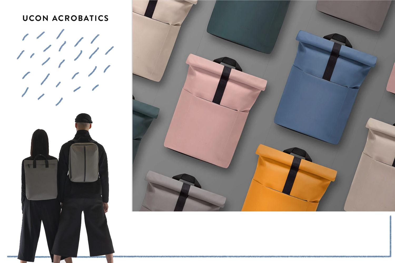 ucon acrobatics sacs a dos waterproofs