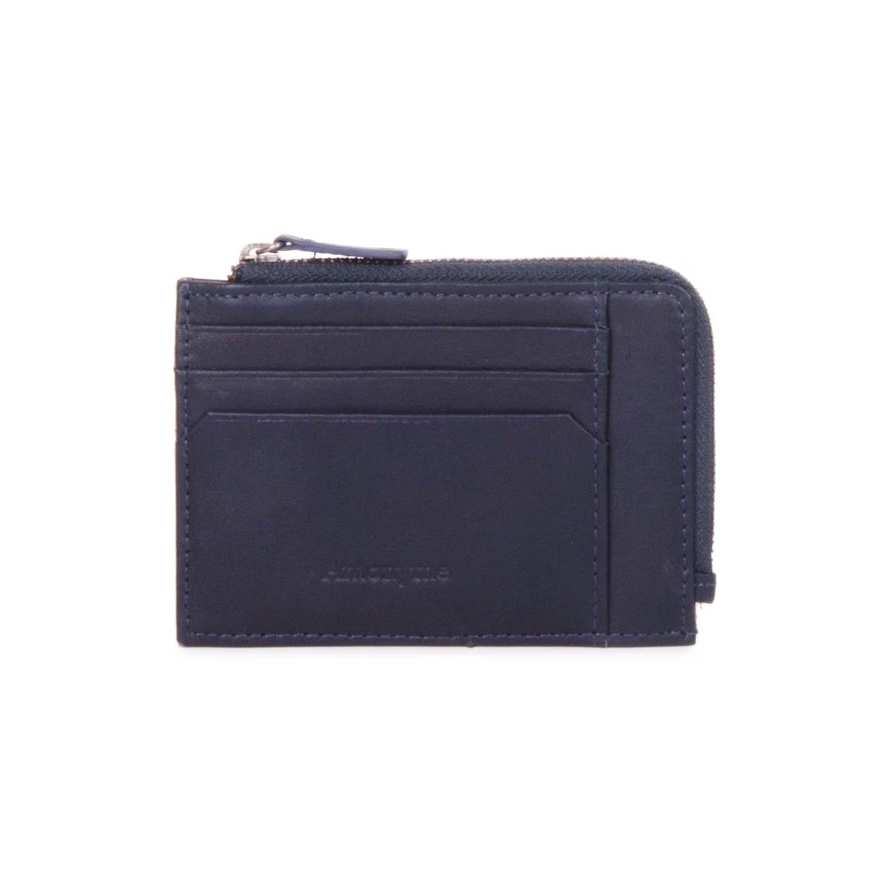 portefeuille homme navy