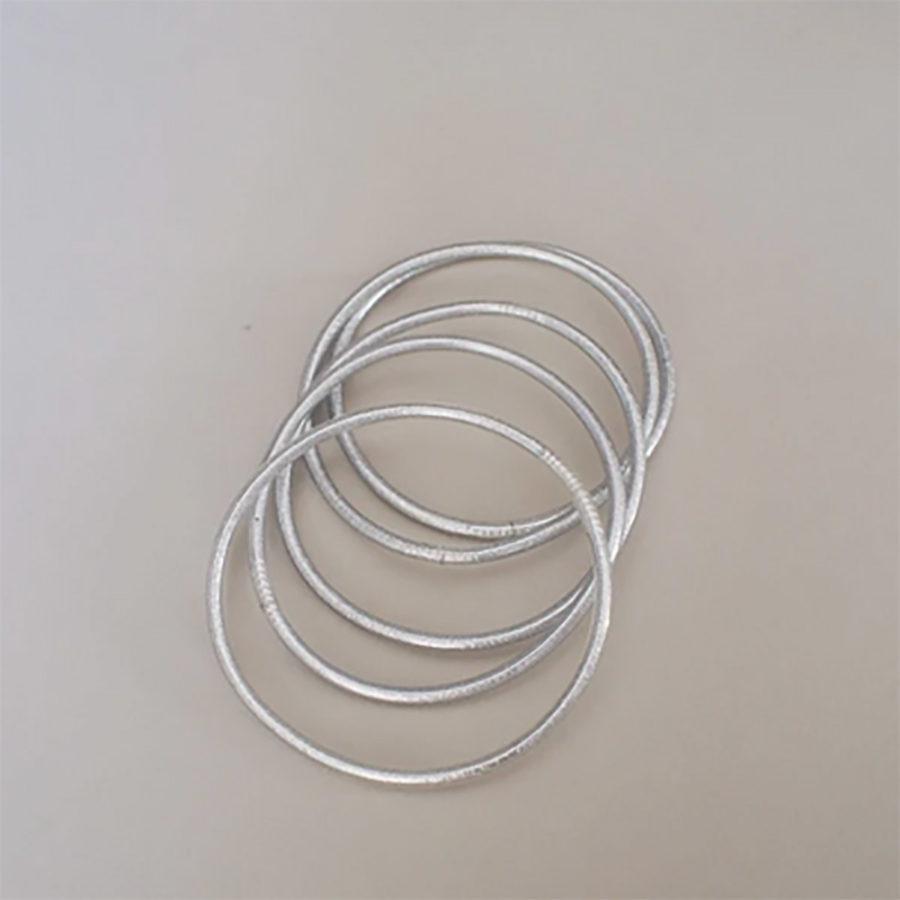 Bracelet Kumali silver ShanShan